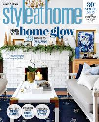 Home Decor Magazines South Africa by Style At Home