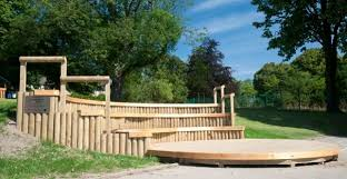 Wildscapes News News Outdoor Learning Takes Centre Stage At - Backyard stage design