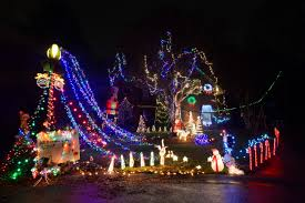 holiday light displays near me the 15 most spectacular christmas light displays in charlotte