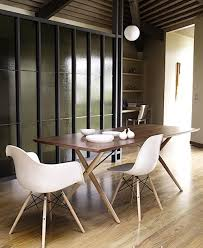 Eames Chair Dining Table Eames Plastic Armchair Diners And Rockers All Roads Lead To Home
