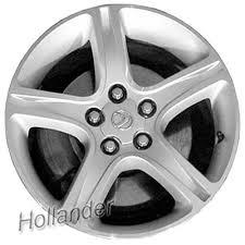 2001 lexus is300 wheels 2001 2005 lexus is300 wheels smoked silver rims 74157