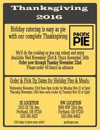 thanksgiving date 2016 thanksgiving menu