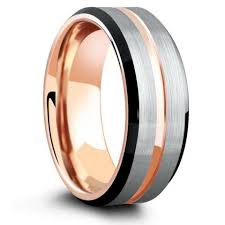 three wedding band tungsten wedding bands mens tungsten rings northernroyal