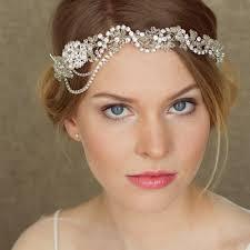 bridal headbands hair vine bridal headband i bridal wedding hair