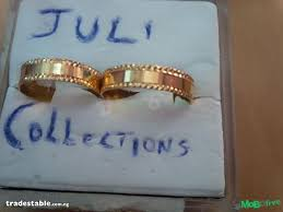 gold wedding rings in nigeria 18k italian gold 3 pieces wedding rings other