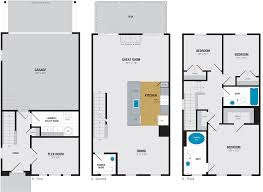 floor plans enclave at box hill apartments the bozzuto group