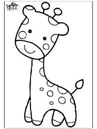 Giraffe Coloring Pages Coloring Pages Giraffe Giraffe Pictures To Color Cute Giraffe by Giraffe Coloring Pages