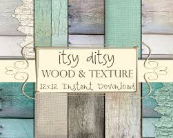 printable wood paper rustic paper digital wood texture