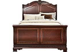Antique Sleigh Bed Queen Sleigh Bed Frames Queen Size Sleigh Beds For Sale