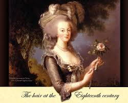 the hair at the 18th century revolution titles and titlemax