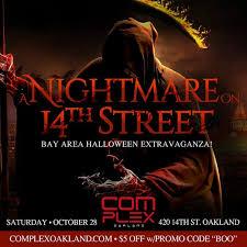 a nightmare on 14th street halloween extravaganza complex