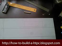 home theater pc build 2014 dvd player look alike diy htpc case mod project