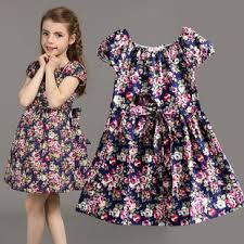floral dresses kids