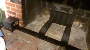 cleanout door u0026 chimney ash doors fireplace cleanout door interior