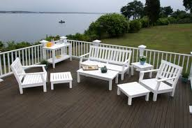 Patio Furniture Without Cushions Seaside Casual Furniture Collection Godby Hearth And Home