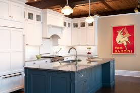 kitchen island heights blue kitchen island custom cabinets houston cabinet masters