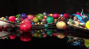 chihuly garden and glass exhibition