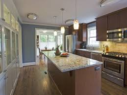 Smart Kitchen Design Kitchen 95 Modern Galley Kitchen Ideas Two Toned Kitchen 1000