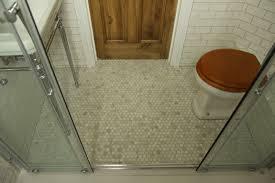 hexagonal floor tile in bathroom u2014 john robinson house decor