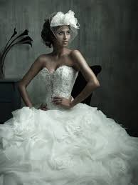 Wedding Dresses 2011 Summer Allure Couture Wedding Dress Style C170 House Of Brides