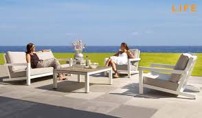 The Outdoor Furniture Specialists Catalogue Lounge Set Block Wit Tuinmeubel Collectie Life Outdoor Living