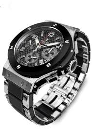 hublot ceramic bracelet images Watchnet luxury time gt fs hublot big bang ceramic 44 mm on jpg