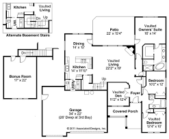 House Plans 2500 Square Feet 4553 Best House Plans Images On Pinterest Ranch House Plans