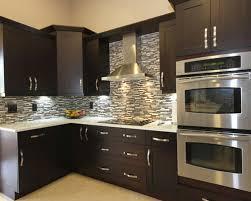 Espresso Kitchen Cabinets Home Design Styles - Espresso kitchen cabinets
