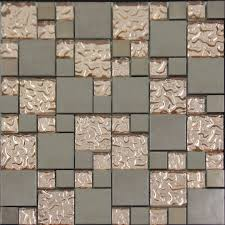 glass tile designs for kitchen backsplash glass and porcelain square mosaic tile designs plated ceramic wall