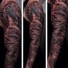 34 best animal tattoo sleeve images on pinterest dark forest