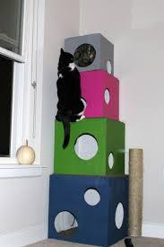 Cool Cat Furniture Buddy U0027s Super Cool Cat Condo U2013 Bake Create Love