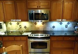 under counter led kitchen lights battery under the cabinet lighting battery operated fooru me