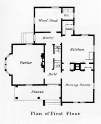 100 victorian homes floor plans victorian house plans