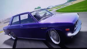 nissan datsun 1970 forza 4 drift nissan 1970 datsun 510 youtube