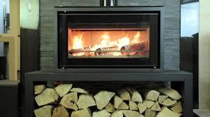 stovax riva studio wood burning stove youtube