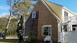 gentle cedar shingle cleaning in the south shore and cape cod mass