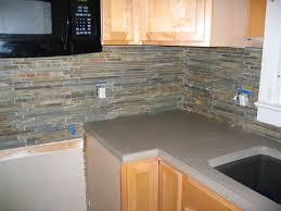 Quartzite Slate Subway Backsplash Tile by Modest Design Slate Backsplash Tile Fashionable Ideas Slate