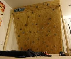 home design freestanding indoor rock climbing wall for climbing