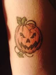 pumpkin tattoo images u0026 designs