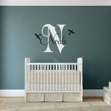 nursery airplane decor nursery decorating ideas