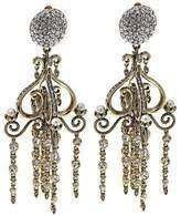 Nakamol Czech Crystal Beaded Chandelier Crystal Teardrop Chandelier Earring Shopstyle