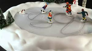 dept 56 halloween sale dept 56 animated skating pond youtube