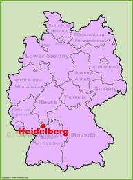Wurzburg Germany Map by Germany Map Heidelberg U2013 World Map Weltkarte Peta Dunia Mapa