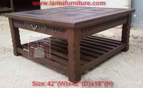 End Table Ls Ls Coffee Table 89 Lamu Furniture