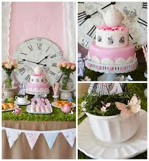 Alice In Wonderland Theme Party Decorations Kara U0027s Party Ideas Alice In Wonderland Themed Birthday Party