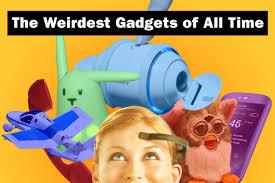 Weirdest Color Names by The 25 Weirdest Gadgets Of All Time Time Com