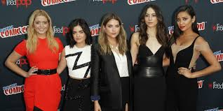 Here Are All The Pretty Little Liars      Relationship Statuses IRL Seventeen