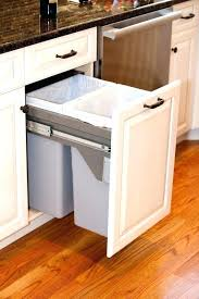 kitchen bin ideas two bin trash can small recycling bins for kitchen best kitchen