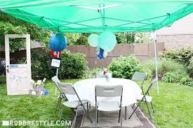 Graduation Party Centerpieces For Tables by Diy Graduation Party Ideas Robb Restyle