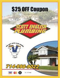 Bathroom Fixtures Orange County Plumbing Services In Orange County U2013 Scott English Plumbing Inc